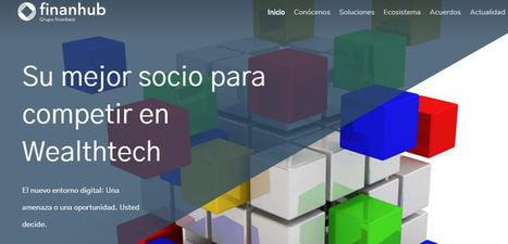 Finanhub, filial de la Fintech española Finanbest, destacada entre las 10 mejores empresas globales de desarrollos Wealth