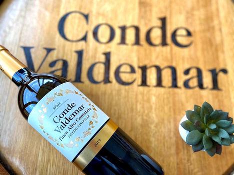 """Llega uno de los primeros blancos """"Viñedo Singular"""" de la D.O. Ca. Rioja"""