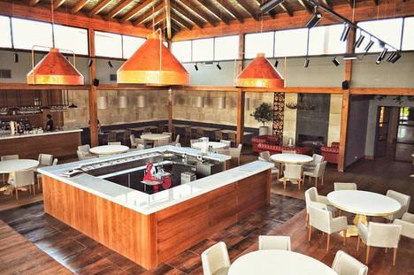 Finca Santa Rosalía abre al público su Asador, un restaurante único para degustar carne de Wagyu