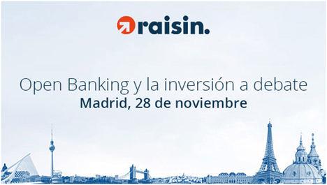 FintechExperience: el 28 de noviembre el Open Banking y la inversión a debate
