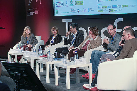 La tecnología blockchain y sus capacidades centran el debate en la mesa organizada por Málaga Valley