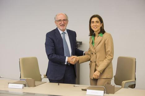 Fundación Repsol y Microsoft firman un acuerdo estratégico para el desarrollo de proyectos educativos en energía y cambio climático