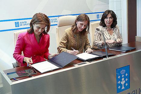 La Xunta y Microsoft colaboran para facilitar de manera gratuita la plataforma Office 365 a todos los centros públicos gallegos