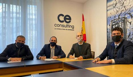 CE Consulting y Profiture firman un acuerdo de colaboración