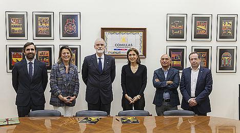 Microsoft y la Universidad Pontificia Comillas firman un acuerdo estratégico en innovación educativa