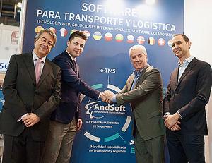 AndSoft integra el CMR electrónico de TransFollow en su e-TMS para agilizar la gestión de empresas de transporte y logística