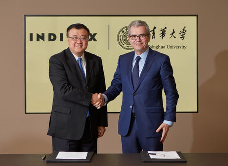 Inditex y la Universidad de Tsinghua apoyarán globalmente la iniciativa 'Belt and Road' a través de becas universitarias