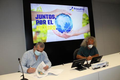 Fundación Primafrio y ANSE trabajarán en la conservación y restauración de arenales y humedales de La Manga y el Mar Menor