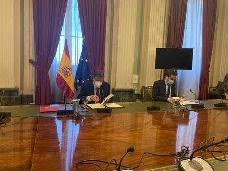 Luis Planas: El Gobierno impulsa la digitalización de las pymes agroalimentarias con una línea de créditos específica