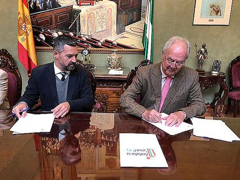 Andalucía Smart City y el Ayuntamiento de Rota emprenden acciones de desarrollo como ciudad inteligente