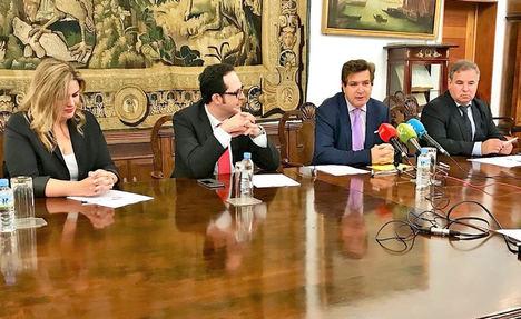 Fundación Caja de Extremadura, Fundecyt y las Cámaras de Comercio de Cáceres y Badajoz buscan los mejores proyectos emprendedores de la región