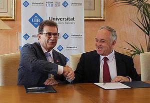 La UIB y SmartDegrees llevarán a cabo estudios conjuntos de investigación sobre la tecnología blockchain