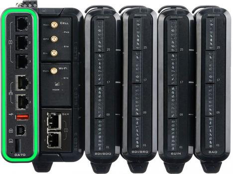 Red Lion's FlexEdge™ la Plataforma de automatización de Edge Inteligente integra la IT y la OT