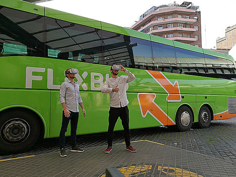 La transformación digital de la movilidad interurbana, impulsada por la startup Flixbus