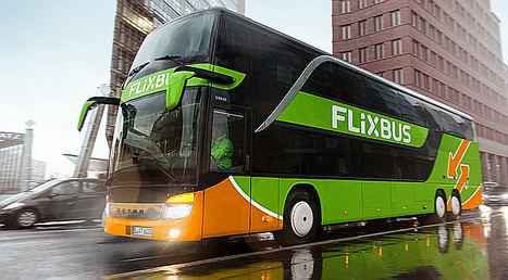 FlixBus, en negociación exclusiva para adquirir los servicios de autobuses de larga distancia Eurolines e isilines del Grupo Transdev