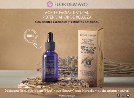La marca valenciana Flor de Mayo de belleza y bienestar lanza 3 nuevos productos naturales