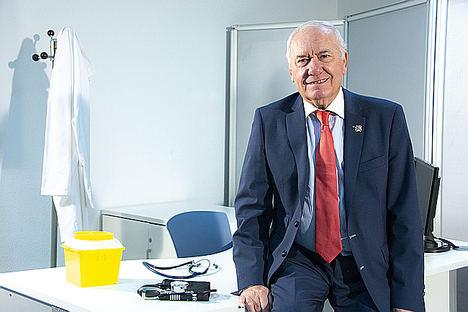 El CG de Enfermería considera anacrónico que Sanidad sólo incluya a una enfermera frente a catorce médicos en su Consejo Asesor