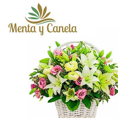 Flores Menta presenta su nueva colección de ramos y cestas de flores para este otoño