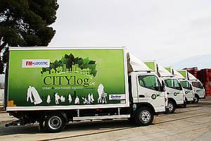 FM Logistic pone en marcha en la capital CityLogin: un servicio de logística y distribución urbana de mercancías con cero emisiones