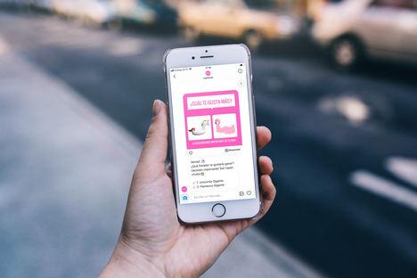 'Floti', el primer chatbot de Instagram en España
