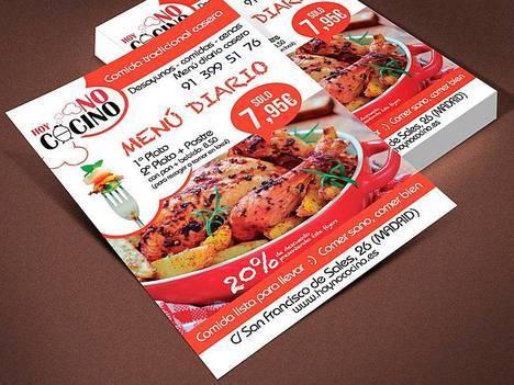 Los flyers, la publicidad tradicional que sigue viva