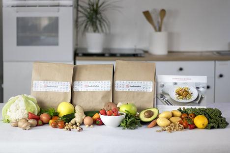 Foodinthebox ofrece un servicio personalizado de un nutricionista