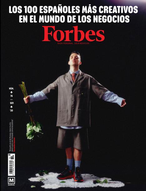Forbes publica los 100 españoles más creativos en el mundo de los negocios
