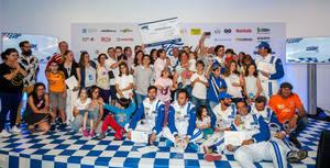 Fundación Nipace - Autofácil ganan las 24 Horas Ford 2017
