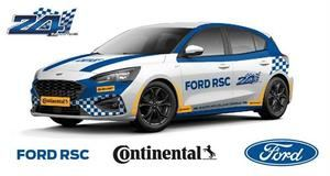 "Comienza la 6ª carrera virtual ""24 Horas Ford Continental"""