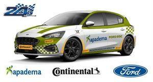 Apadema vence en la VI Carrera Virtual 24 horas Ford Continental