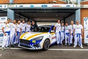 La Asociación Nupa logra la victoria en las 24 Horas Ford 2019