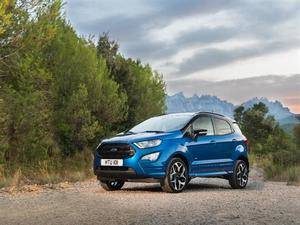 El Ford Ecosport aumenta su calidad, tecnología y capacidad