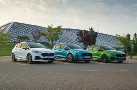 Ford presenta el nuevo Fiesta conectado y electrificado