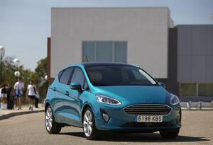 Comienza la comercialización en España del nuevo Ford Fiesta