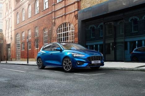 Nuevo Ford Focus Ecoboost Hybrid electrificado