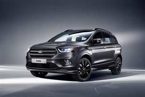 El nuevo Ford Kuga con mayor tecnolog�a