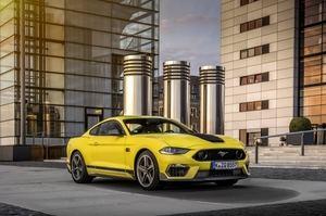El Ford Mustang Mach 1 debuta en Goodwood
