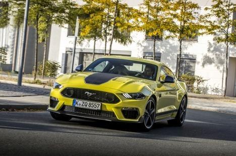 El Ford Mustang Mach 1 llega a Europa