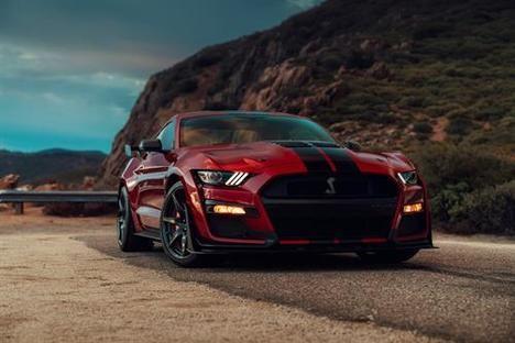 Llega el Ford Mustang Shelby GT500