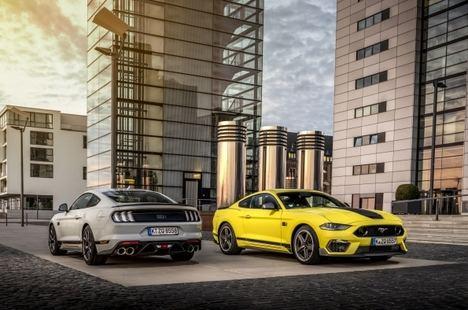 El Ford Mustang vuelve a ser el deportivo más vendido en el mundo