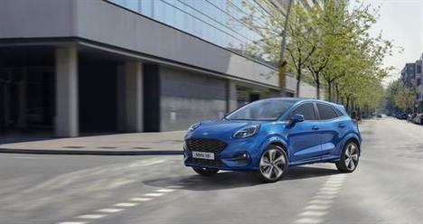 Puma, el nuevo crossover de Ford