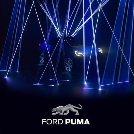 Ford muestra el crossover Puma