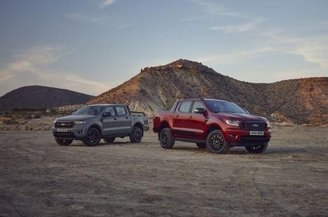 Nuevas versiones exclusivas del Ford Ranger, Stormtrack y Wolftrak
