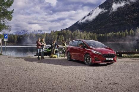 Nuevo Ford S-Max Hybrid