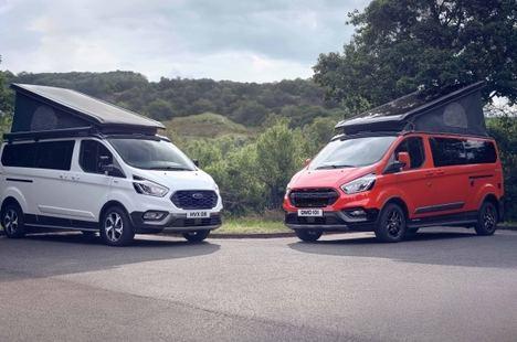 Ford amplia la gama de camperizadas Nugget
