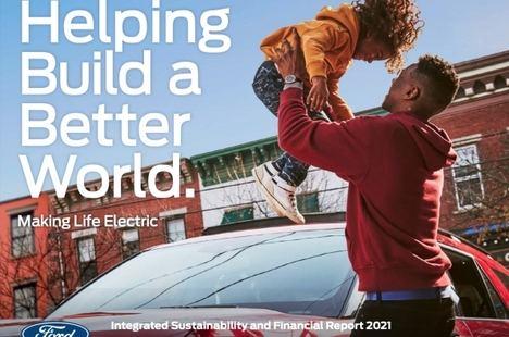 Ford anuncia pasos hacia la neutralidad de carbono