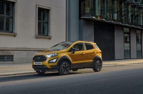 Nuevo Ford Ecosport Active