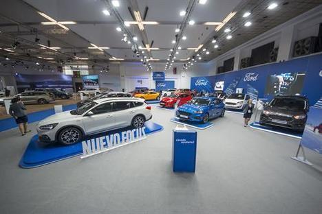 El nuevo Ford Focus Active en el Salón de Barcelona