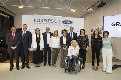 Ford España celebra dos décadas de iniciativas de Responsabilidad Social Corporativa