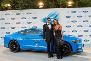 El nuevo Ford Fiesta, junto a las Entidades Solidarias de la Gala Starlite